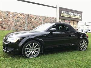 2009 Audi TT PREMIUM PKG. POWER CONVERTIBLE ROOF.BLUETOOTH.REVE