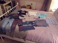 Boys Clothes Bundle - Age 18-24 months