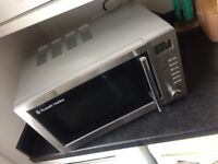 Microwave Russell Hobbs RHM2031 in very good condition 800W + Grill