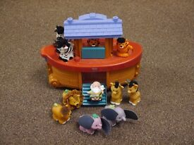 Fisher-Price Little People Noah's Ark Touch and Feel