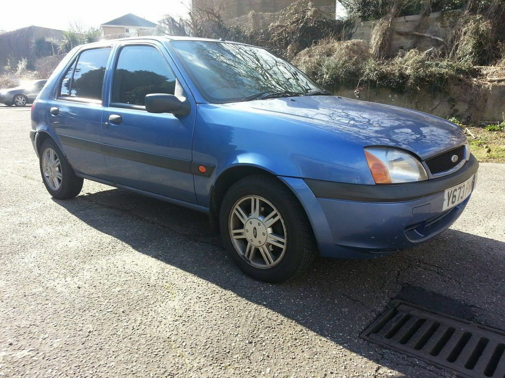 2001 ford fiesta lx zetec s 295 or nearest offer in bournemouth dorset gumtree. Black Bedroom Furniture Sets. Home Design Ideas
