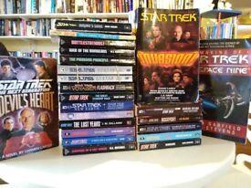 Star Trek 23 titles BARGAIN only £ 10