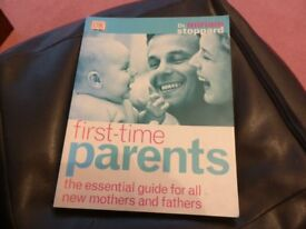Great First-Time Parents essential guide for new Mums & Dads