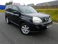 Sep 2009 Nissan X Trail 2.0 Dci 4x4 173bhp Acenta, One Owner! Electric, Heated Leather! Pan-Roof!