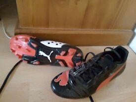 Puma football boots UK size 5.5