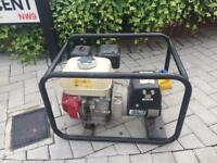 Honda generator in full working order