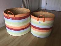 Jo jo maman Bebe nesting basket toy storage