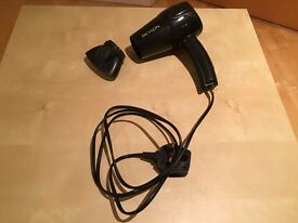 Black Revlon Hair Dryer