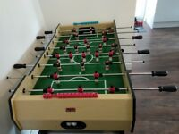 Football Table BCE Table Sports (full size, fold away, to a good home!)