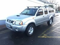 NISSAN NAVARA D22 REMANUFACTURED ENGINE . ENGINE WARRANTY 4 MTHS + 10 MONTHS MOT