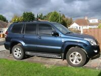 Toyota Land Cruised 2003 D4D 3.0 Auto 4x4