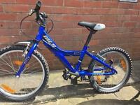 Boys GIANT bike 16""