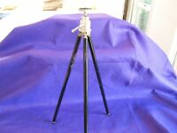 Camera tripod for an old style camera
