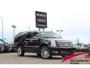 2013 Cadillac Escalade ESV Platinum| Sun| Nav| H/C Leath| 22Rims