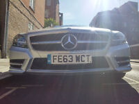 Mercedes-Benz CLS 2.1 CLS250d CDI BlueEFFICIENCY AMG Sport 7G-Tronic Plus 4dr (start/stop)