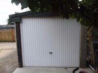 Novomatic Electric Garage Door 2335 x 2115mm