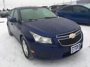 2012 Chevrolet Cruze LT Turbo LT 1.4L TURBO