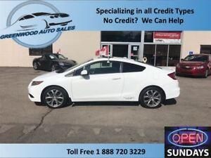 2012 Honda Civic Si, NAVI,CRUISE,AC,SUNROOF