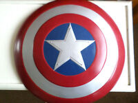 """Captain america shield - adult size 24"""""""