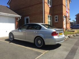 BMW ALPINA D3 NO.352 PERFECT EXAMPLE FULL MOT STACKS OF PAPERWORK