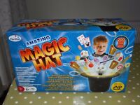 PAVILION Children's Amazing Magic Top Hat Playset & DVD - cash on collection from Gosport Hampshire