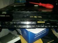JVC HR-D750EK VCR RECORDER