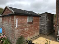 Sheds for Sale - two to choose from