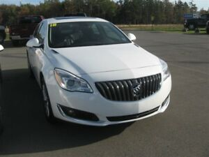 2016 Buick Regal AWD TURBO ( $159.52 Biweekly)
