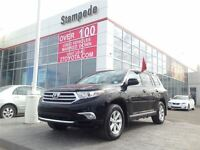 2012 Toyota Highlander SR5 w/Leather
