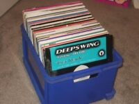"""130 x 12"""" House Music Vinyl Collection 90's- 2000's."""