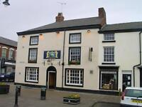 Golden Lion, Overton, Frodsham. Joint Management Couple Required