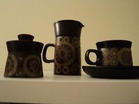 Denby Arabesque - Plates, Cups, Saucers, Bowls, Accessories
