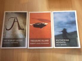 5 Brand New Books - Classic Stories