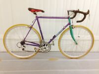 Concorde Belgian Road Bike Lightweight steel Frame Fully Serviced