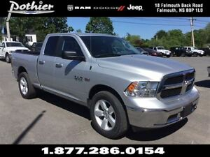 2015 Ram 1500 SLT | CLOTH | HEATED MIRRORS | BLUETOOTH |