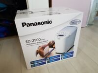 Bread maker Panasonic SD-2500, new, unboxed