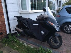 2013 Honda Forza NSS 300 - Black - Only 8,000 Miles