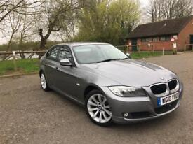 2010 BMW 3 series 318D business edition sat nav leather 135k on the clock