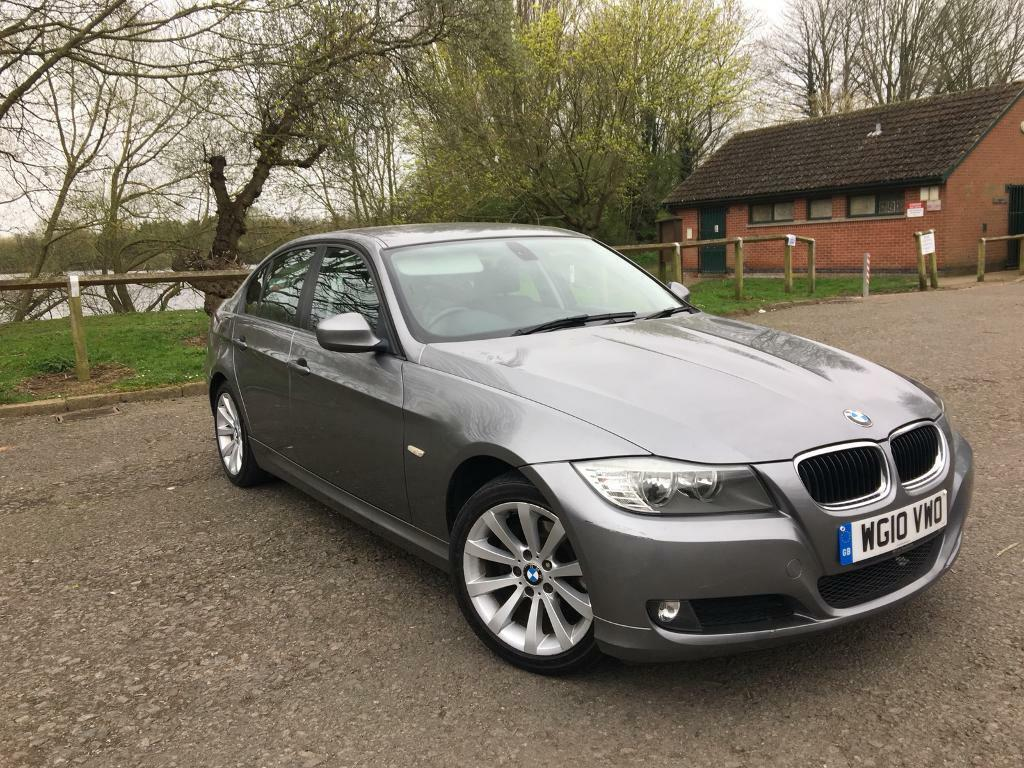 2010 BMW 3 series 318D business edition M Sport sat nav leather 135k on the clock