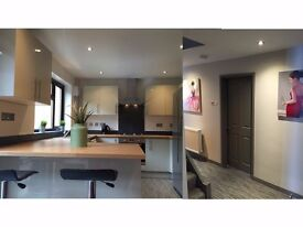 Luxury double and en-suite rooms in a beautifully modern, newly refurbished house in prime location!