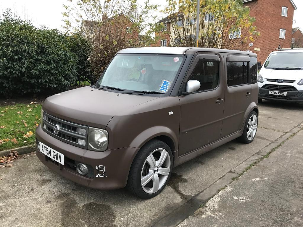 ee2b2e78e Nissan Cube 7 seater Sell/Swap | in Stockton-on-Tees, County ...