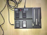 Line 6 FBV foot pedal