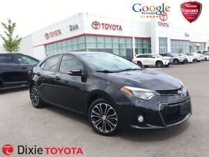 2015 Toyota Corolla S+ALLOYS+SUNROOF