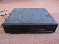 Pioneer PDZ72T Twin-Tray CD Player