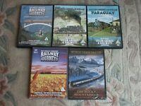 Steam Railway DVDs