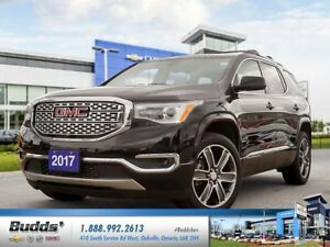 2017 GMC Acadia Denali SAFETY AND RECONDITIONED
