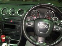 Audi A4 Cabriolet 3.0 TDi Quattro S-Line