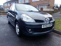 2007 Renault Clio 1.5 dCI - £30 tax 6 mths MOT