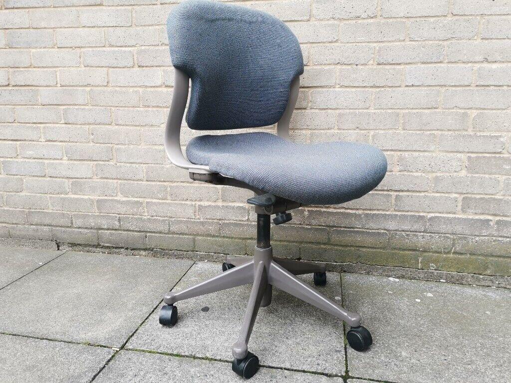 Image of: Vintage Herman Miller Equa Ergonomic Operator Task Office Chair Original Aeron Mirra Version In Islington London Gumtree
