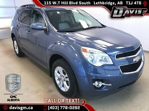 Used 2011 Chevrolet Equinox LT-AWD, Perforated Heated Leather, S